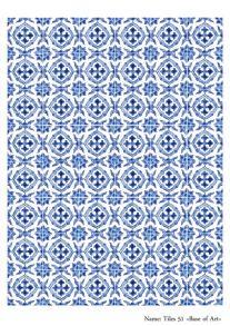 Tiles 51   30 гр/м2